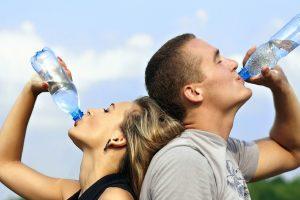 Per karščius vandens suvartojimas išaugo tris kartus
