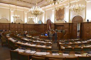 Latvijos ir Estijos parlamentarų aprūpinimas – kuklesnis