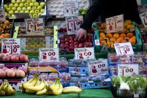 """Sveikas """"Brexit"""": JK pirmauja ES pagal vaisių ir daržovių vartojimą"""