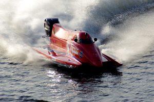 Vandens formulių pasaulio čempionato etapą laimėjo latvis, lietuvis – aštuntas