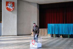 Rinkimams artėjant: praradusių – daug, laimėjusi – viena?
