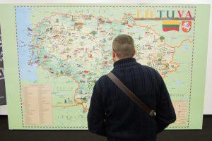 Dėl ES paramos Lietuva padalinta į du regionus