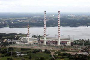Pirmadienį įjungiama Elektrėnų jėgainė