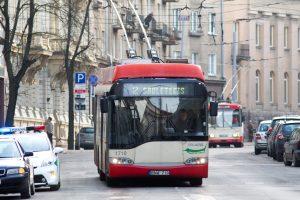 Dieną be automobilio – nemokamas viešasis transportas vairuotojams