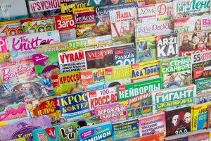 Platintojas: esame priversti atsisakyti užsienio leidinių