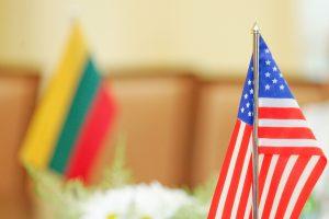 Į Lietuvą atvyksta JAV pareigūnų delegacija