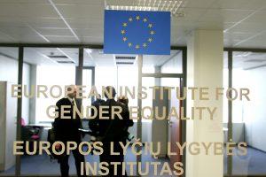 Europos lyčių lygybės institute – seksualinio priekabiavimo atvejai