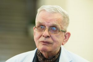 T. Venclova: esame Europos griūties liudininkai