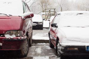 Kaip taisyklingai prižiūrėti automobilį žiemą?