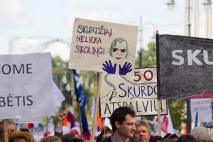 Ministras: EK duomenys seni, o pati Lietuva skurdo nematuoja