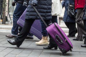 Lietuvoje per metus gyventojų sumažėjo beveik 38 tūkst.