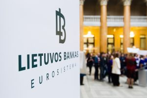 Lietuvos bankas iš investicijų pernai uždirbo trečdaliu daugiau