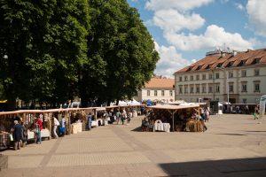 """Vilniuje prasideda festivalis """"Skamba skamba kankliai"""""""