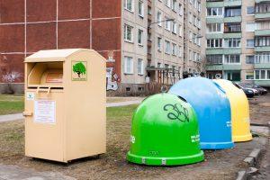 Lietuva pagal atliekų perdirbimą priskirta prie ES lyderių