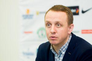 M. Šernius paskelbė krepšininkes, kovosiančias dėl vietos Europos čempionate