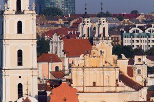 Vilniuje labiausiai išaugo turistų iš Japonijos skaičius