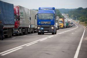 Dėl įstatymų spragų Baltarusija konfiskuoja lietuvių vilkikus