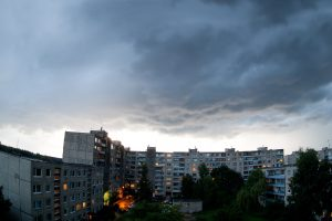 Draudikai skaičiuoja praūžusios audros padarytą žalą