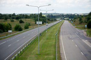 Avaringiausia magistraline atkarpa išlieka Vilnius–Kaunas