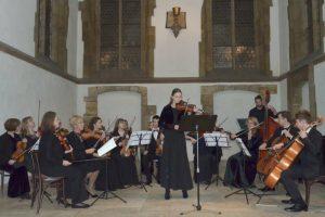Moksleivių koncertinė kelionė į Vieną ir Prahą