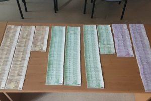 Muitininkai sulaikė 41 tūkst. eurų nedeklaruotų grynųjų gabenusį rusą