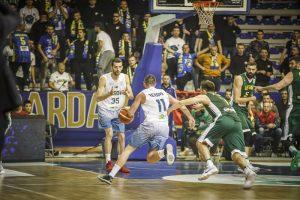 Kosovo rinktinę įveikę lietuviai atranką pradėjo pergale