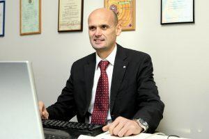 G. Labanauskas tikisi ekologinės produkcijos bumo