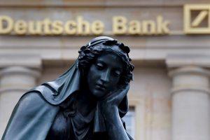 Vokietijos bankas neigia kalbas apie griūtį