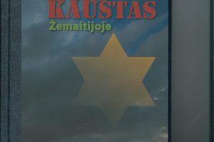 Kaune – enciklopedinio žinyno apie holokaustą Žemaitijoje pristatymas