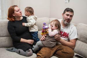 Globos namų uždarymo link – vaikų gyvenimas šeimose