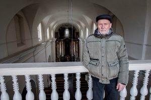 Už trispalvės iškėlimą bažnyčios bokšte – sovietinių lagerių golgota