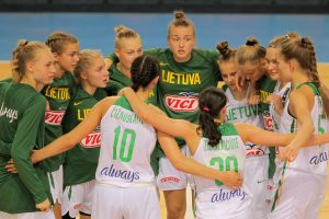 Europos krepšinio talentės – prie starto linijos