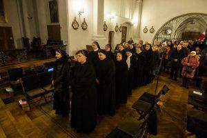 Seserų benediktinių širdis – palaimintajam T. Matulioniui
