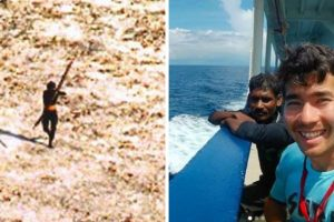 Amerikietis Indijoje žuvo nuo genties strėlių: pareigūnai bando paimti palaikus