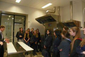 Maisto technologijų pamoka – moderniame centre
