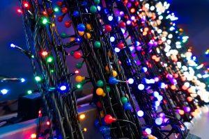 Kur nešti sugedusias kalėdines lemputes?