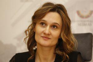 Seimo narė: draudimas verslui finansuoti partijas skaidrumo nedidina