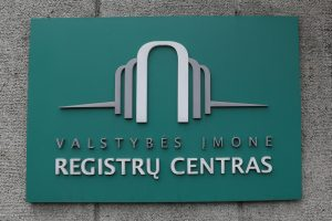 Registrų centras: 18 proc. darbuotojų buvo susiję giminystės ryšiais