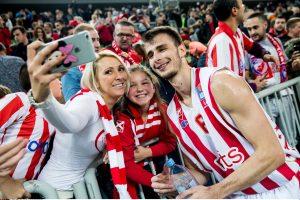 Serbų staigmena: parbloškė Eurolygos čempionus
