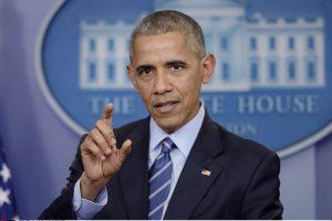 B. Obama Čikagoje pasakys atsisveikinimo kalbą