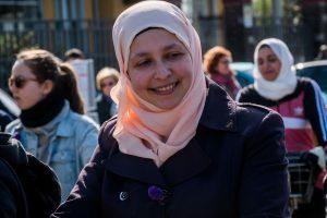 Teismas: ES kompanijos gali uždrausti darbuotojams nešioti religinius simbolius