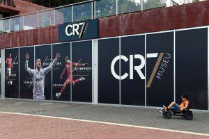 C. Ronaldo prekės ženklą įvertino daugiau nei 100 mln. eurų