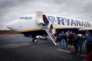 """Per Velykas """"Ryanair"""" pilotai streikuos?"""