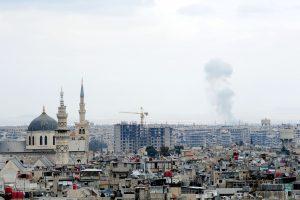 """Sirijoje įsigaliojo Rusijos paskelbta """"humanitarinė pauzė"""""""