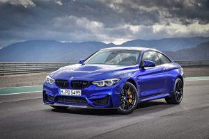 """Šanchajaus automobilių parodoje pristatyta """"BMW M4 CS"""" versija"""
