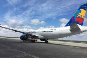 """Small Planet Airlines"