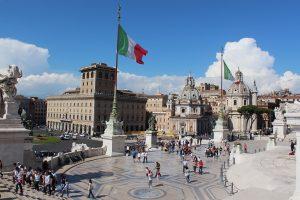 Roma žada uždrausti dyzelinių automobilių eismą miesto centre