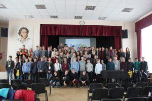 Fizikos olimpiados laimėtojai – Vilniaus, Klaipėdos ir Šiaulių mokiniai