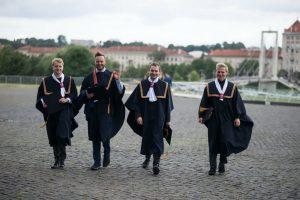 LSMU diplomas – naujo gyvenimo etapo startas