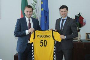 Šiaulių stadionas bus ruošiamas Europos merginų futbolo čempionatui